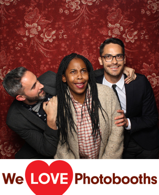 NY Photo Booth Image from Hotel Chantelle in New York, NY