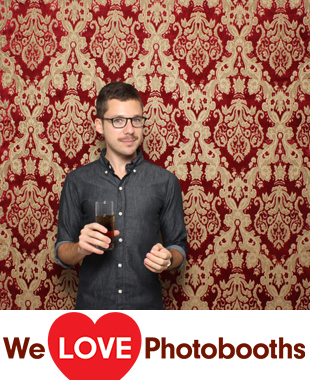 NY Photo Booth Image from CVLT Studios in New York, NY