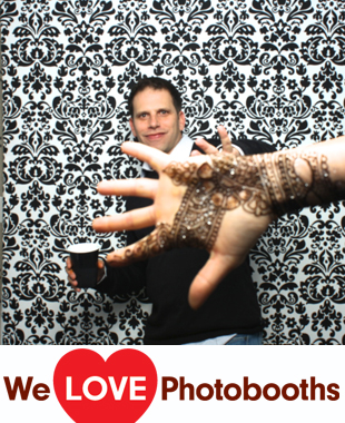 NJ Photo Booth Image from Private Residence in Franklin Lakes, NJ