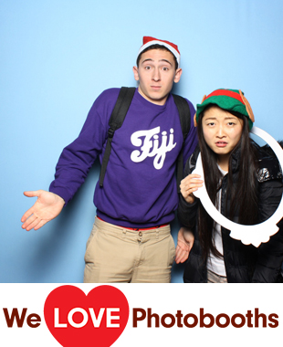 Houston Hall - Wynn Commons Photo Booth Image