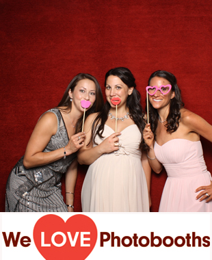 Grand Cascades Lodge Photo Booth Image