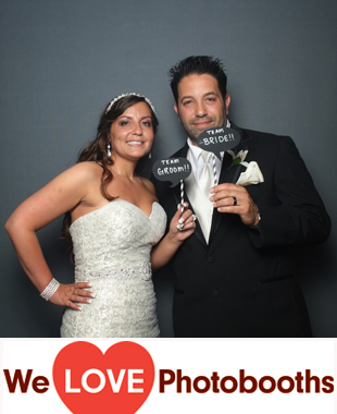 Villa Barone Manor Photo Booth Image