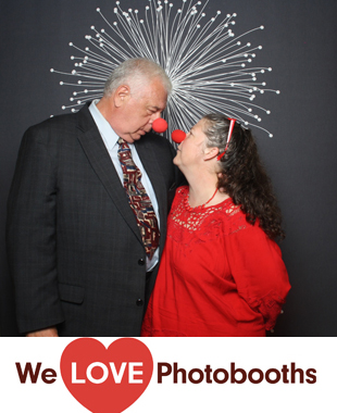 NJ Photo Booth Image from Hyatt Morristown at Headquarters Plaza in Morristown, NJ