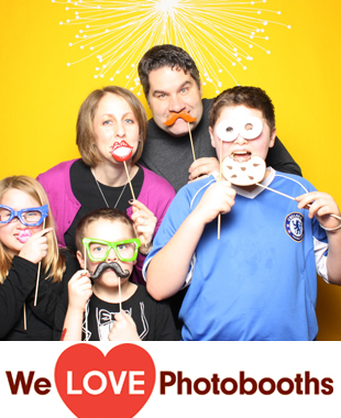 NJ Photo Booth Image from Private Residence in Short Hills, NJ