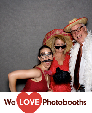 NY Photo Booth Image from Wolffer Estate Vineyard in Sagaponack, NY