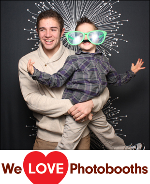 PA Photo Booth Image from Jericho National Golf Club in New Hope, PA