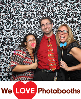 Marriott Marquis Photo Booth Image