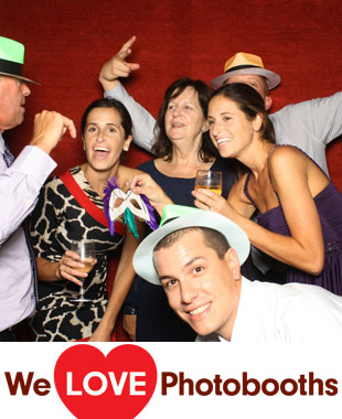 The Metropolitan Building Photo Booth Image
