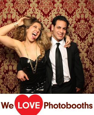 NY Photo Booth Image from Villa Barone Hilltop Manor in Mahopac, NY