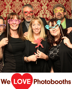 NY Photo Booth Image from Villa Barone Hilltop Manor in Mahopac, NY