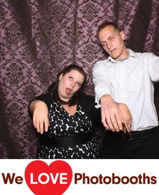 The Morris Arboretum Photo Booth Image