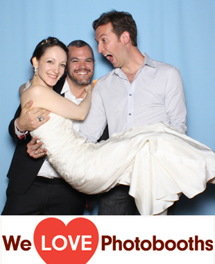 Bathhouse Studios Photo Booth Image