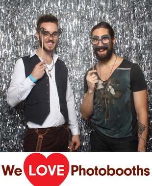 The Kabbalah Centre Photo Booth Image