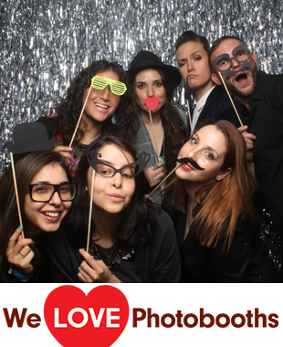 NY Photo Booth Image from The Kabbalah Centre in New York, NY