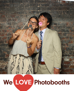 NY  Photo Booth Image from The Foudnry in Long Island City, NY