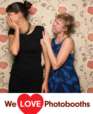 Newark Museum Photo Booth Image