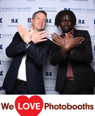 New York Hilton Photo Booth Image