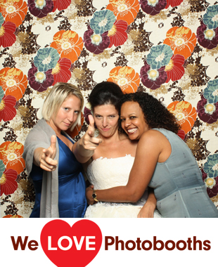 Brooklyn Botanic Garden Photo Booth Image
