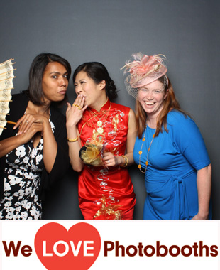 NY Photo Booth Image from Sheraton LaGuardia East Hotel in New York , NY