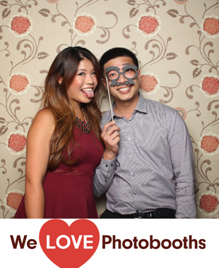 Florentine Gardens Photo Booth Image