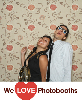 Crowne Plaza Photo Booth Image