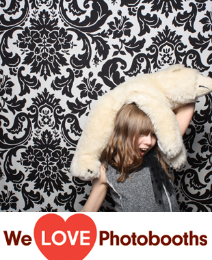 NY Photo Booth Image from Private Residence in New York, NY