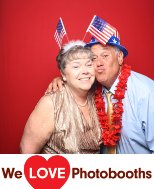 Pearl River Hilton Photo Booth Image
