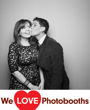 Doylestown Country Club Photo Booth Image