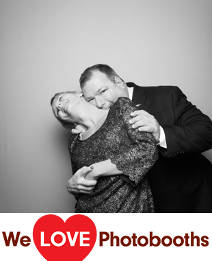 PA Photo Booth Image from Doylestown Country Club in Doylestown, PA