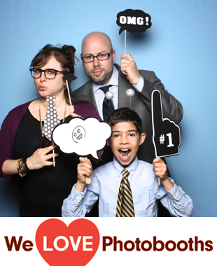 NY Photo Booth Image from Porter House New York in New York, NY