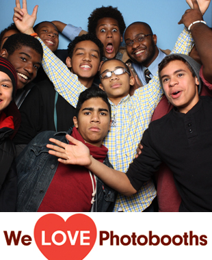NY Photo Booth Image from Riverdale Country School  (John R Johnson Student Center) in Bronx, NY