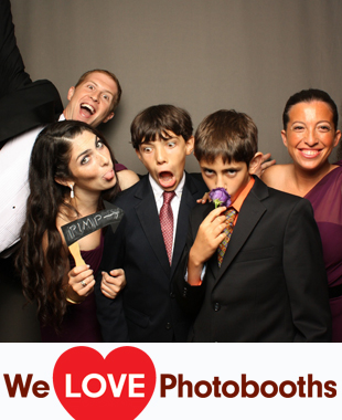 Paramount Country Club Photo Booth Image