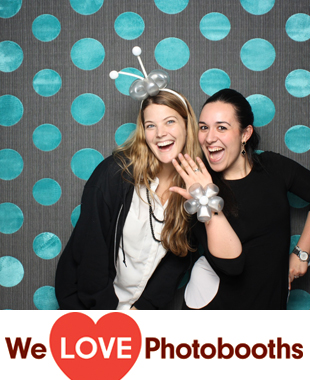 The Public Theater Photo Booth Image