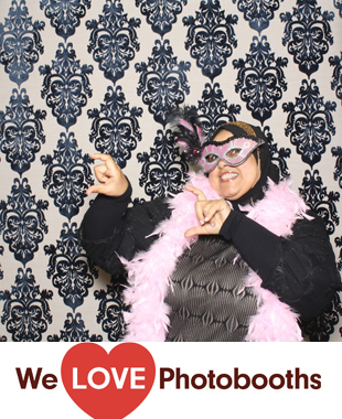 Hilton Garden Inn - Nictora's Ballroom Photo Booth Image