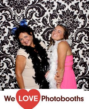 NY  Photo Booth Image from East Wind Caterers in Wading River, NY