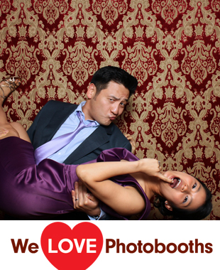 Round Hill House Photo Booth Image