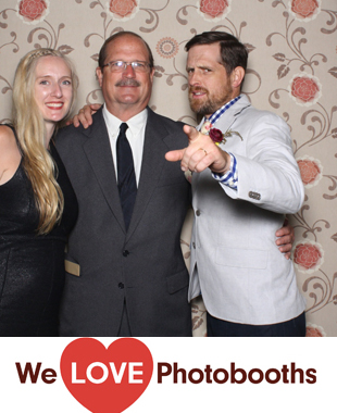 New York Botanical Garden Photo Booth Image