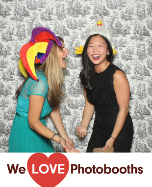 Stone House at Stirling Ridge Photo Booth Image