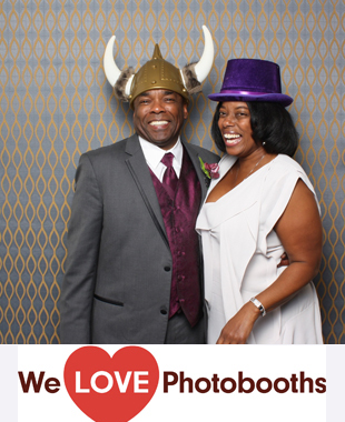 CT Photo Booth Image from St. Ann Club in Norwalk, CT