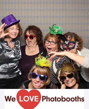 St. Ann Club Photo Booth Image