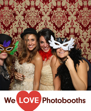 The Yale Club Photo Booth Image