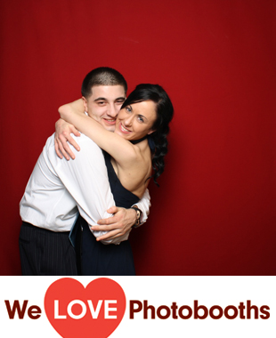 NJ Photo Booth Image from Brooklake Country Club in Florham Park, NJ