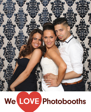 NY Photo Booth Image from The Harbor Club at Prime in Halesite, NY