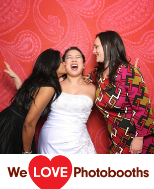 NJ Photo Booth Image from  The Palisadium in Cliffside Park, NJ