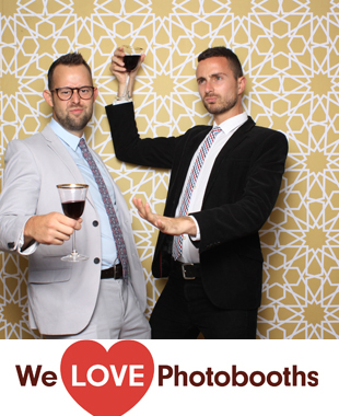 NY Photo Booth Image from Midtown Loft and Terrace in New York, NY