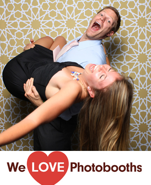 The Empire Hotel Photo Booth Image