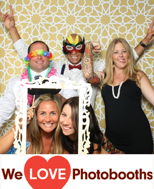 NY Photo Booth Image from The Ocean Club  in Atlantic Beach, NY