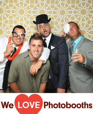 The Ocean Club  Photo Booth Image
