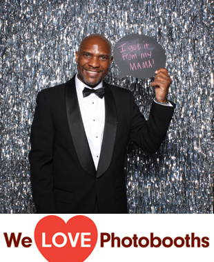 Alvin AIley Studios  Photo Booth Image