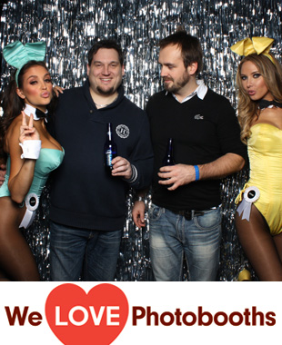 Bud Light Cruise Ship Photo Booth Rental in New York, NY